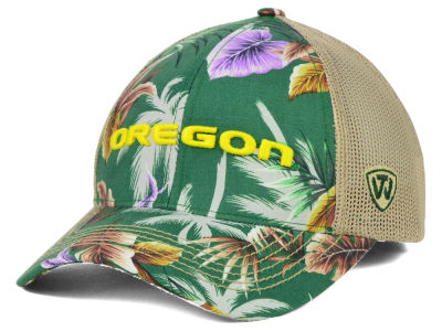 Oregon Ducks Top of the World NCAA Shore Stretch Cap