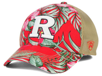 Rutgers Scarlet Knights Top of the World NCAA Shore Stretch Cap