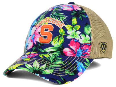 Syracuse Orange Top of the World NCAA Shore Stretch Cap