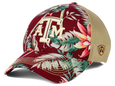 Texas A&M Aggies Top of the World NCAA Shore Stretch Cap