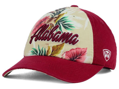 Alabama Crimson Tide Top of the World NCAA Beach Bum Cap