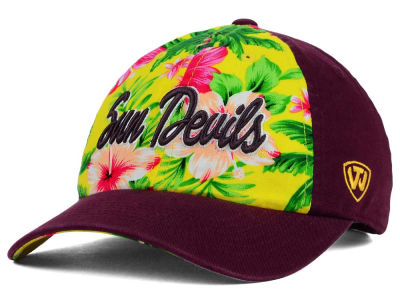 Arizona State Sun Devils Top of the World NCAA Beach Bum Cap