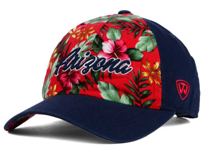 Arizona Wildcats Top of the World NCAA Beach Bum Cap