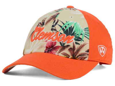 Clemson Tigers Top of the World NCAA Beach Bum Cap