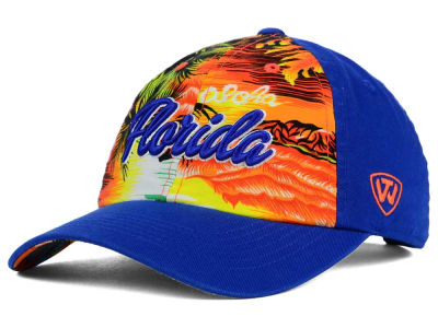 Florida Gators Top of the World NCAA Beach Bum Cap
