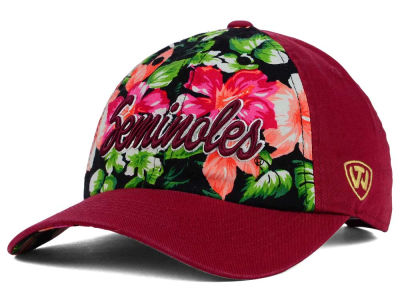 Florida State Seminoles Top of the World NCAA Beach Bum Cap
