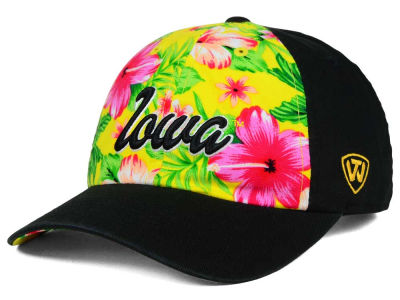 Iowa Hawkeyes Top of the World NCAA Beach Bum Cap