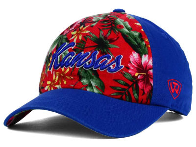 Kansas Jayhawks Top of the World NCAA Beach Bum Cap