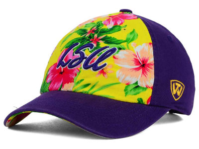 LSU Tigers Top of the World NCAA Beach Bum Cap