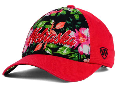Nebraska Cornhuskers Top of the World NCAA Beach Bum Cap