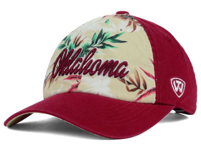 Oklahoma Sooners Top of the World NCAA Beach Bum Cap