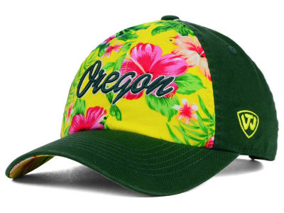 Oregon Ducks Top of the World NCAA Beach Bum Cap