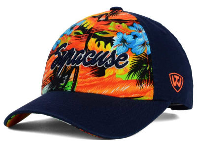 Syracuse Orange Top of the World NCAA Beach Bum Cap