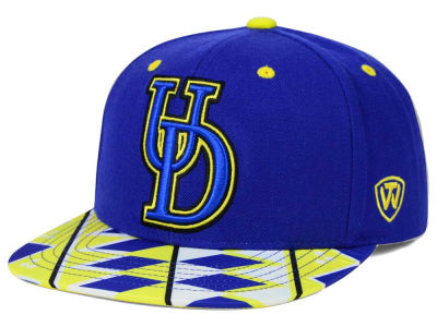 Delaware Blue Hens Top of the World NCAA Tribe Snapback Cap