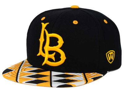 Long Beach State 49ers Top of the World NCAA Tribe Snapback Cap