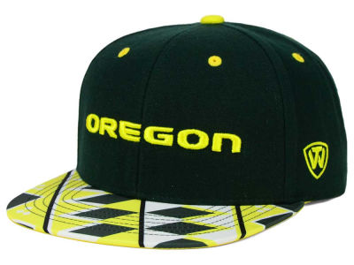 Oregon Ducks Top of the World NCAA Tribe Snapback Cap