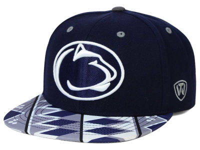 Penn State Nittany Lions Top of the World NCAA Tribe Snapback Cap