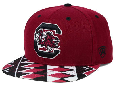 South Carolina Gamecocks Top of the World NCAA Tribe Snapback Cap