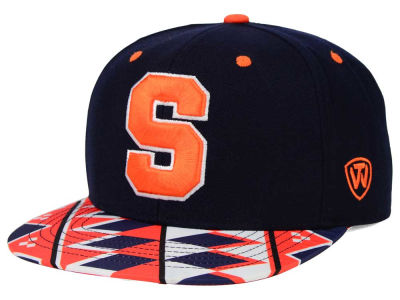Syracuse Orange Top of the World NCAA Tribe Snapback Cap