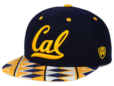 California Golden Bears Top of the World NCAA Tribe Snapback Cap