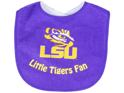 LSU Tigers All Pro Baby Bib