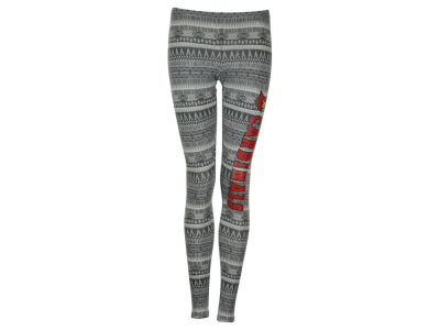 Louisville Cardinals NCAA Women's Comeback Tribal Leggings