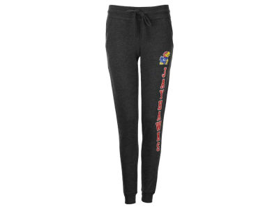 Kansas Jayhawks NCAA Women's Home Field French Terry Jogger Pants