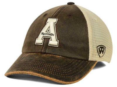 Appalachian State Mountaineers Top of the World NCAA Scat Mesh Cap