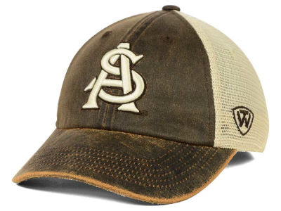 Arizona State Sun Devils Top of the World NCAA Scat Mesh Cap
