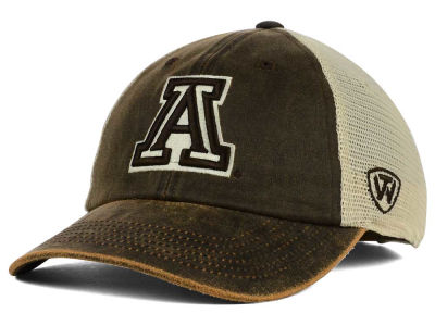 Arizona Wildcats Top of the World NCAA Scat Mesh Cap