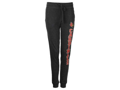Louisville Cardinals NCAA Women's Home Field French Terry Jogger Pants