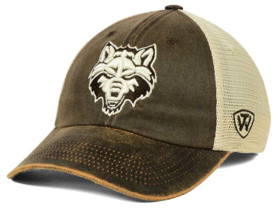Arkansas State Red Wolves Top of the World NCAA Scat Mesh Cap