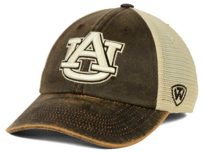 Auburn Tigers Top of the World NCAA Scat Mesh Cap