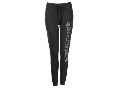 Purdue Boilermakers NCAA Women's Home Field French Terry Jogger Pants