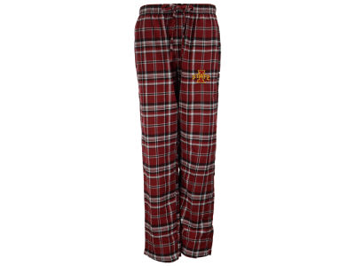 Iowa State Cyclones NCAA Men's Bleacher Plaid Flannel Pants