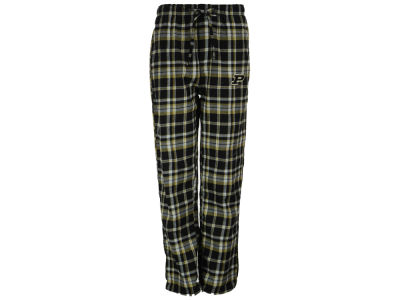 Purdue Boilermakers NCAA Men's Bleacher Plaid Flannel Pants