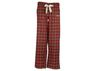Louisville Cardinals NCAA Women's Ovation Flannel Pants