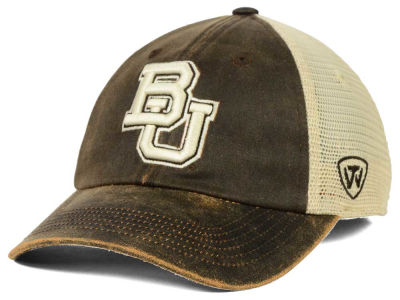 Baylor Bears Top of the World NCAA Scat Mesh Cap