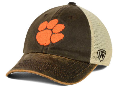 Clemson Tigers Top of the World NCAA Scat Mesh Cap