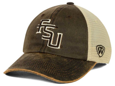 Florida State Seminoles Top of the World NCAA Scat Mesh Cap