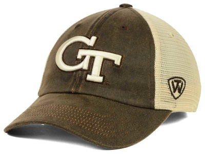 Georgia-Tech Top of the World NCAA Scat Mesh Cap