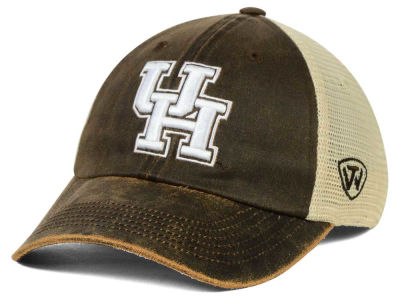 Houston Cougars Top of the World NCAA Scat Mesh Cap