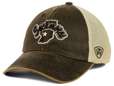 Indiana State Sycamores Top of the World NCAA Scat Mesh Cap