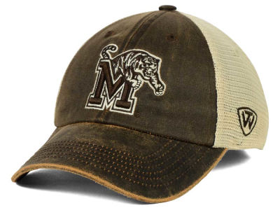Memphis Tigers Top of the World NCAA Scat Mesh Cap