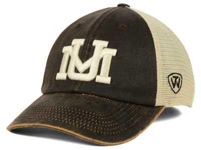 Montana Grizzlies Top of the World NCAA Scat Mesh Cap