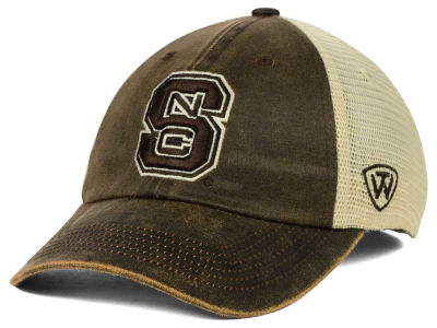 North Carolina State Wolfpack Top of the World NCAA Scat Mesh Cap