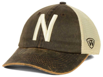 Nebraska Cornhuskers Top of the World NCAA Scat Mesh Cap