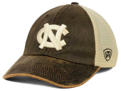 North Carolina Tar Heels Top of the World NCAA Scat Mesh Cap