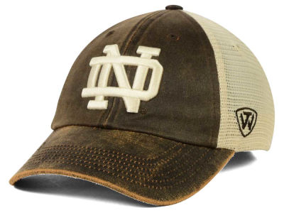Notre Dame Fighting Irish Top of the World NCAA Scat Mesh Cap