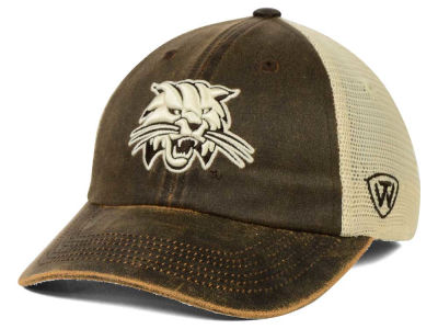 Ohio Bobcats Top of the World NCAA Scat Mesh Cap